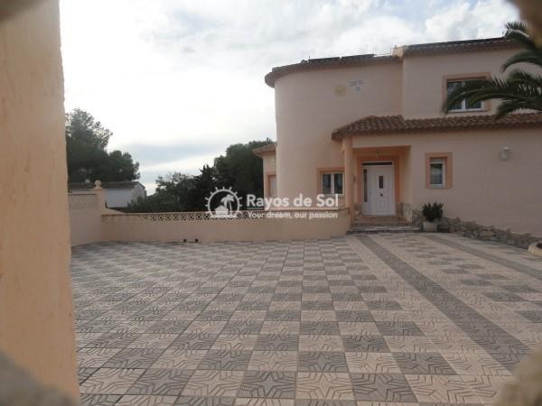 Villa  in Calpe, Costa Blanca North (2147) - 59