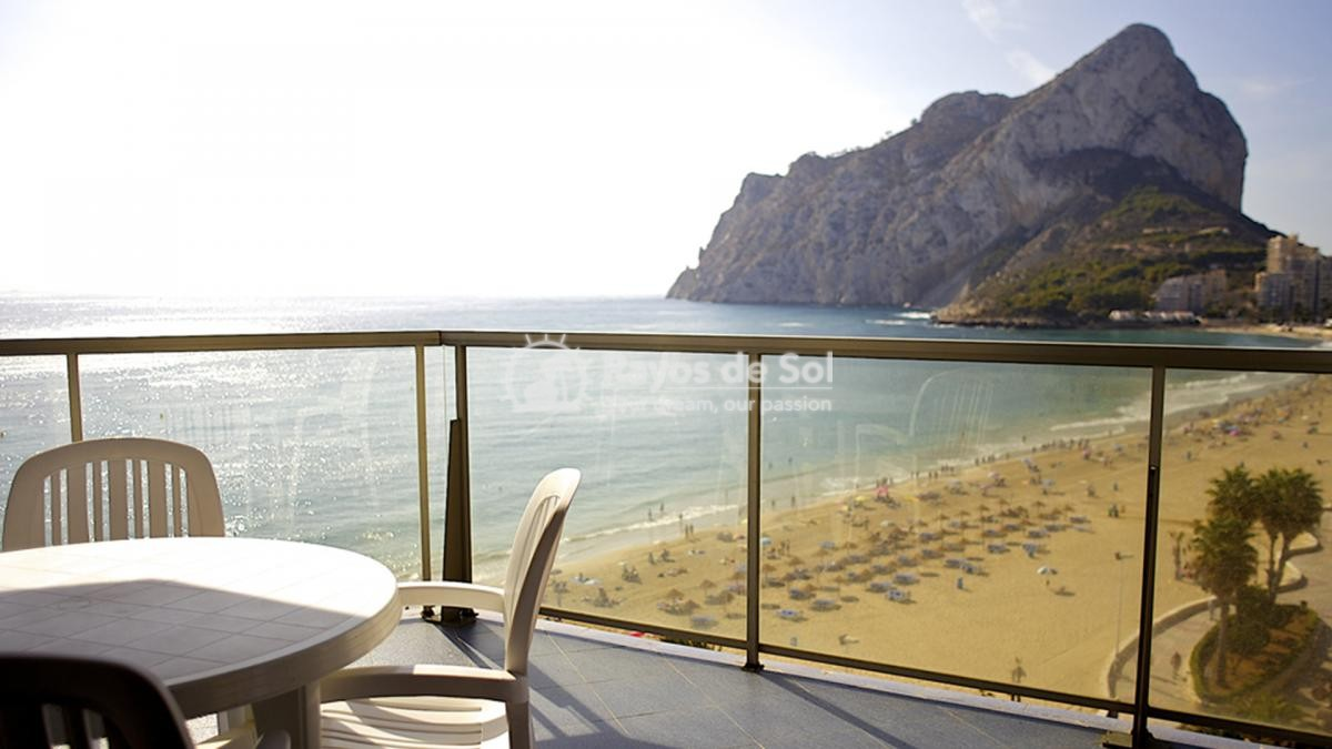 Apartment  in Calpe, Costa Blanca North (1640) - 1