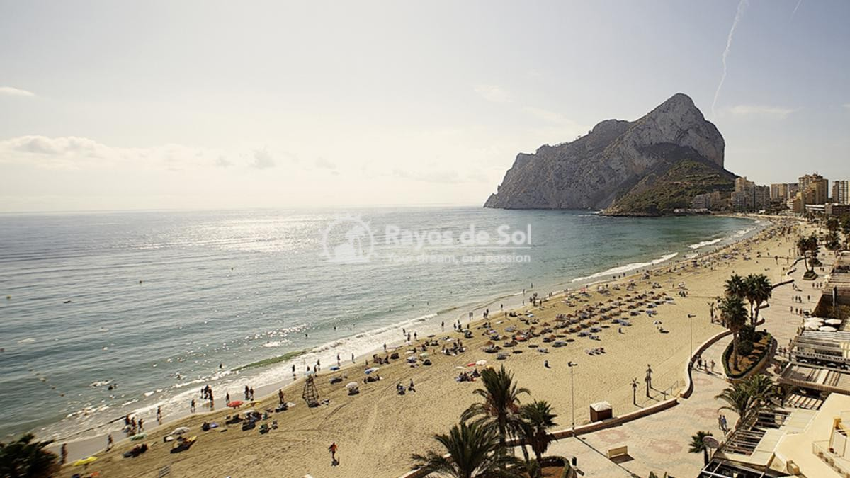 Apartment  in Calpe, Costa Blanca North (1640) - 2