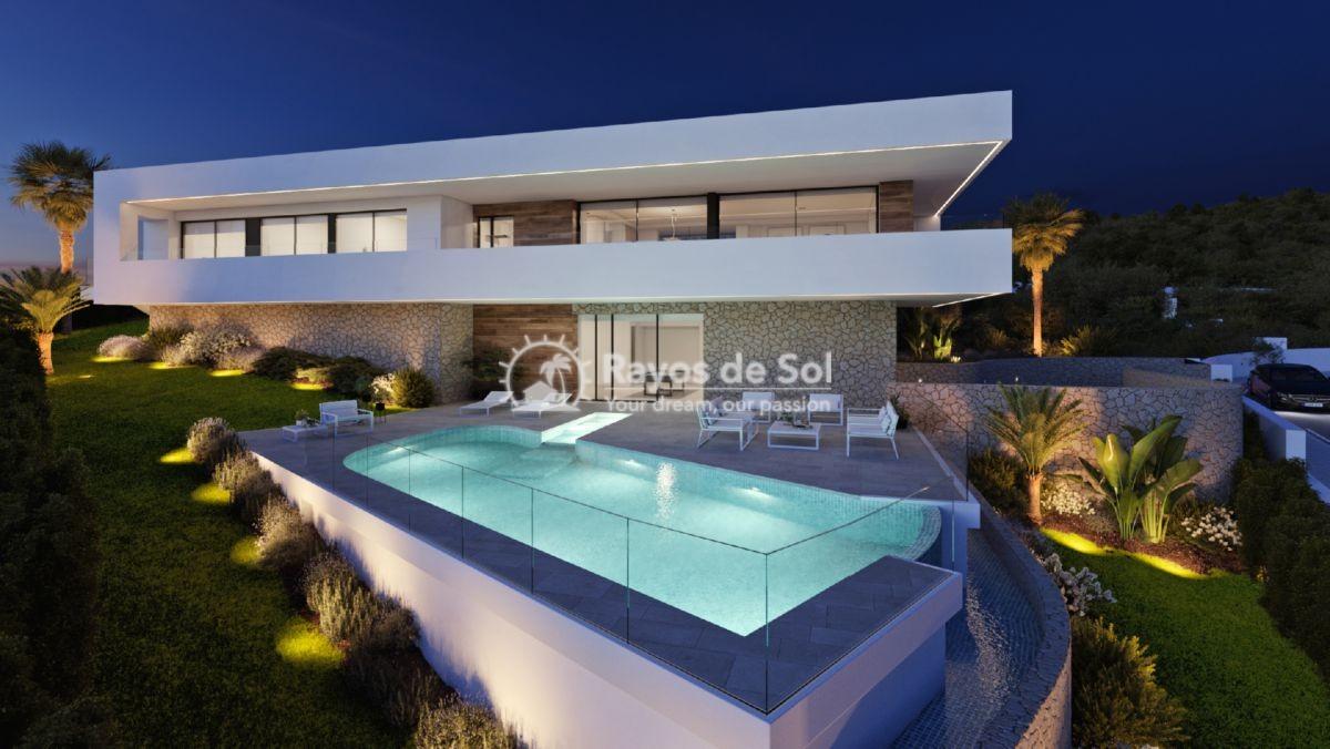 Villa  in Benitachell, Costa Blanca (ov-aj063) - 1