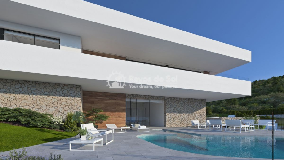 Villa  in Benitachell, Costa Blanca (ov-aj063) - 3