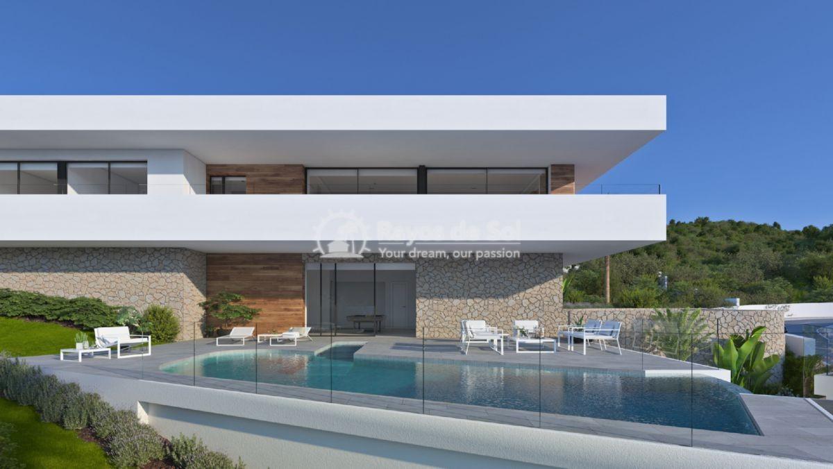 Villa  in Benitachell, Costa Blanca (ov-aj063) - 4