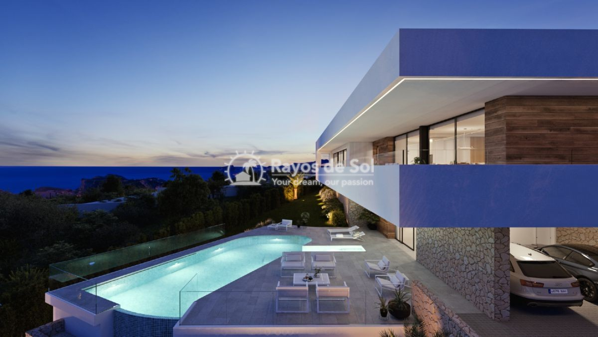 Villa  in Benitachell, Costa Blanca (ov-aj063) - 7