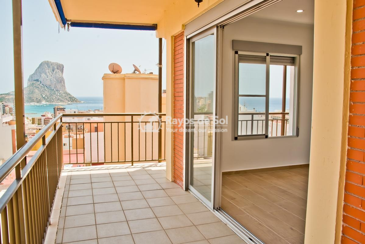 Apartment  in Calpe, Costa Blanca North (3040) - 2