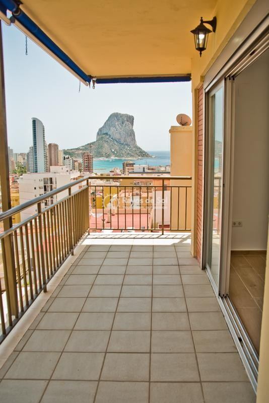 Apartment  in Calpe, Costa Blanca North (3040) - 1