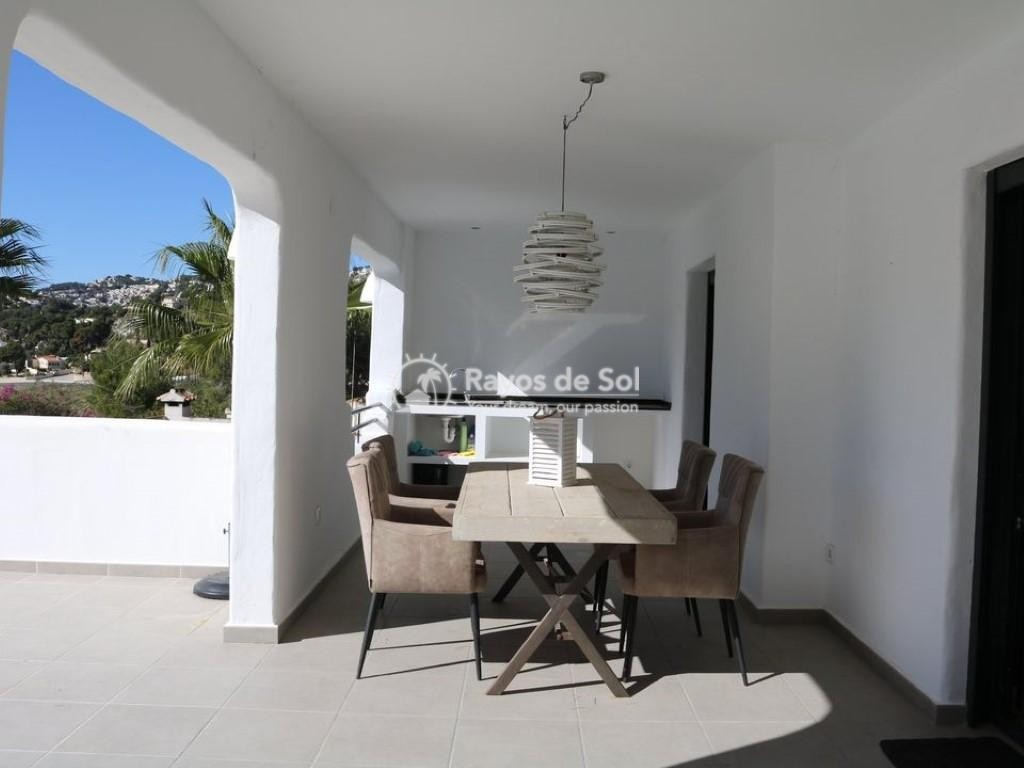 Villa  in Moraira, Costa Blanca (3044) - 5