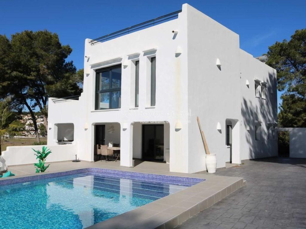 Villa  in Moraira, Costa Blanca (3044) - 1