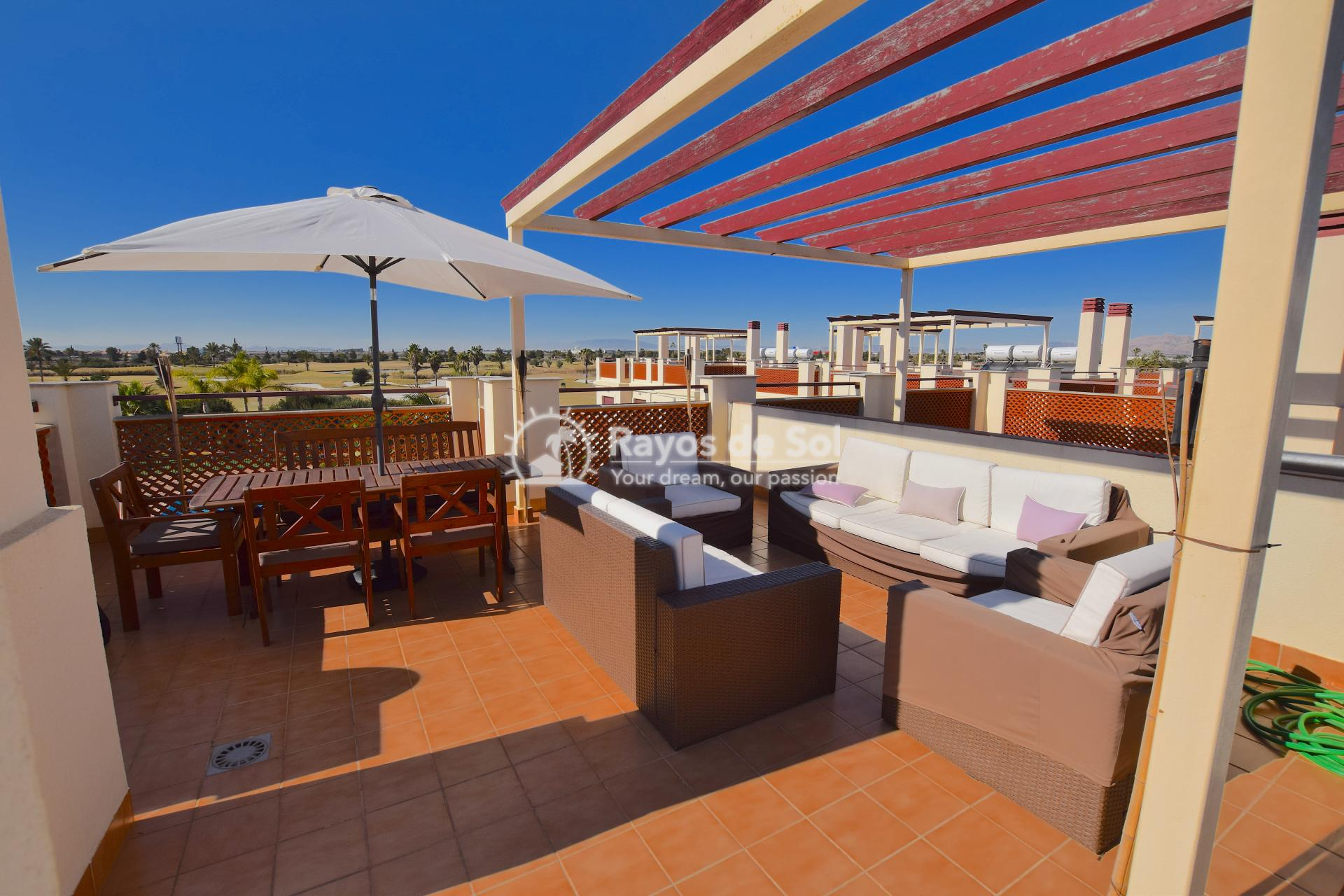 Penthouse with stunning views  in Los Alcazares, Costa Cálida (LARE0003) - 26