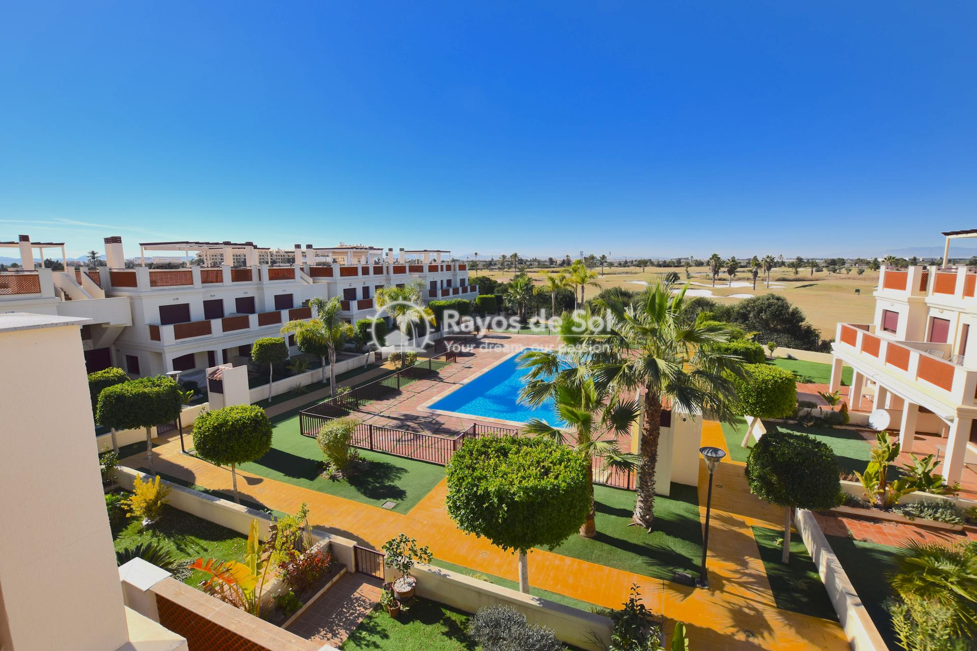 Penthouse with stunning views  in Los Alcazares, Costa Cálida (LARE0003) - 1
