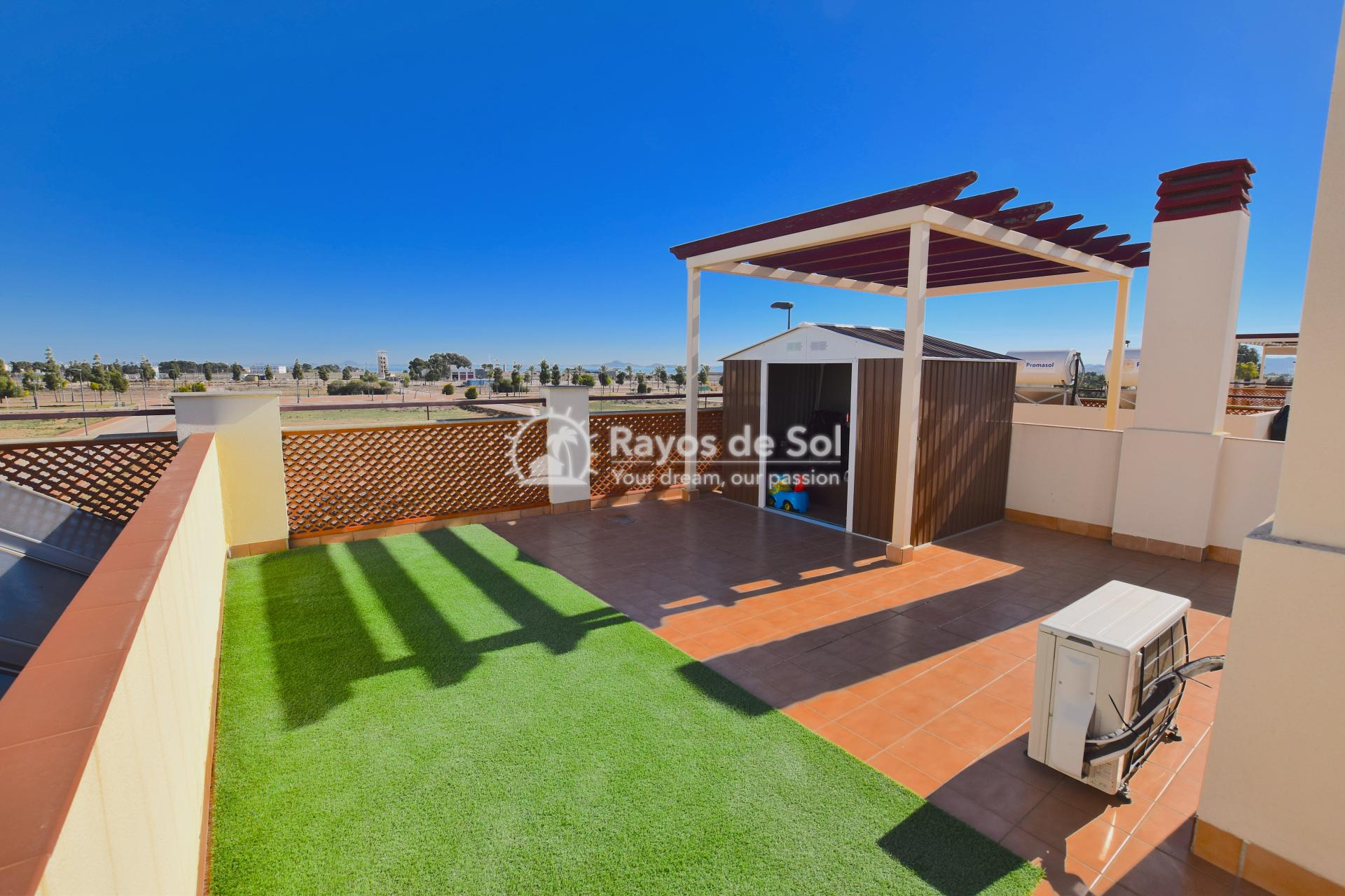 Penthouse with stunning views  in Los Alcazares, Costa Cálida (LARE0003) - 28