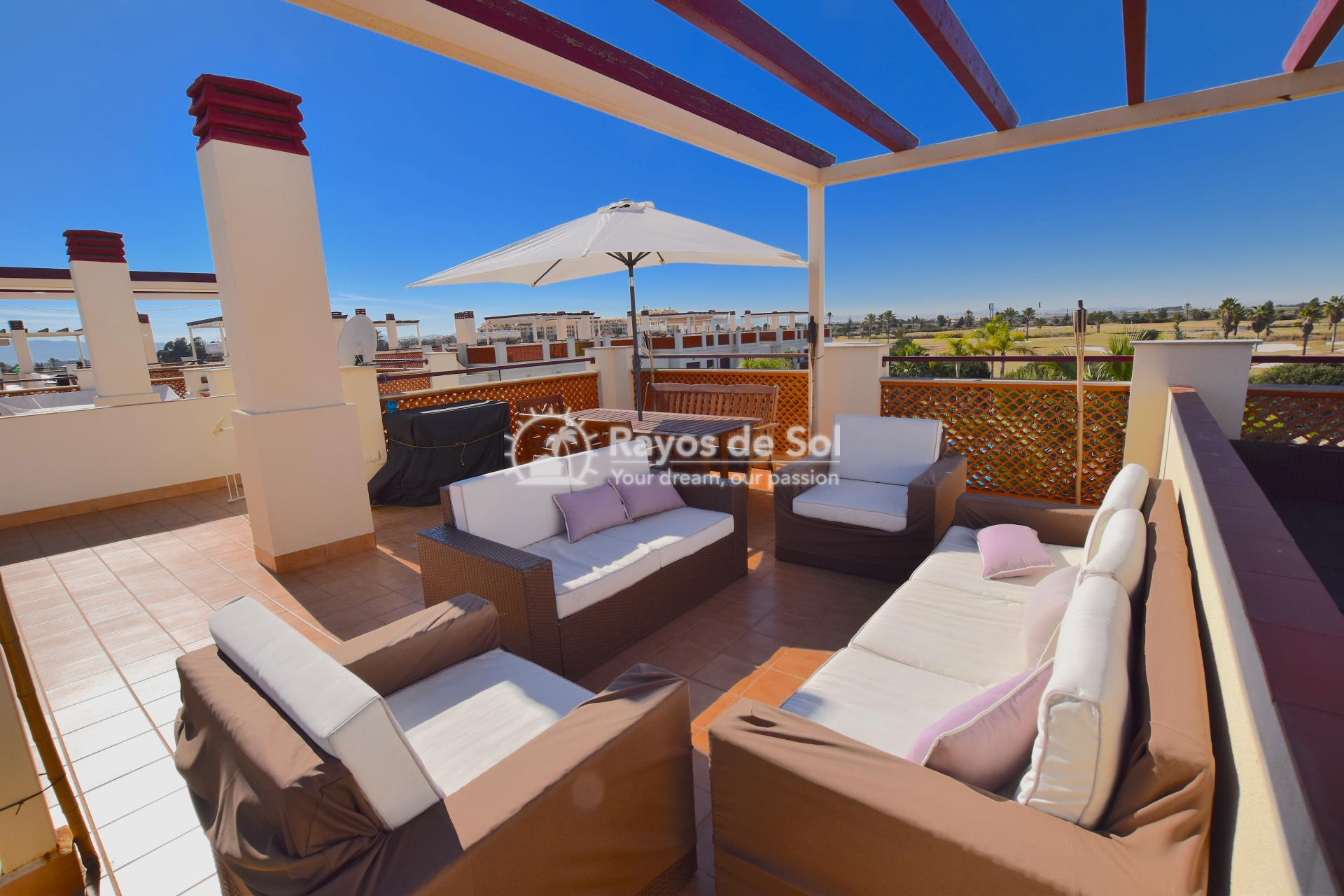 Penthouse with stunning views  in Los Alcazares, Costa Cálida (LARE0003) - 27