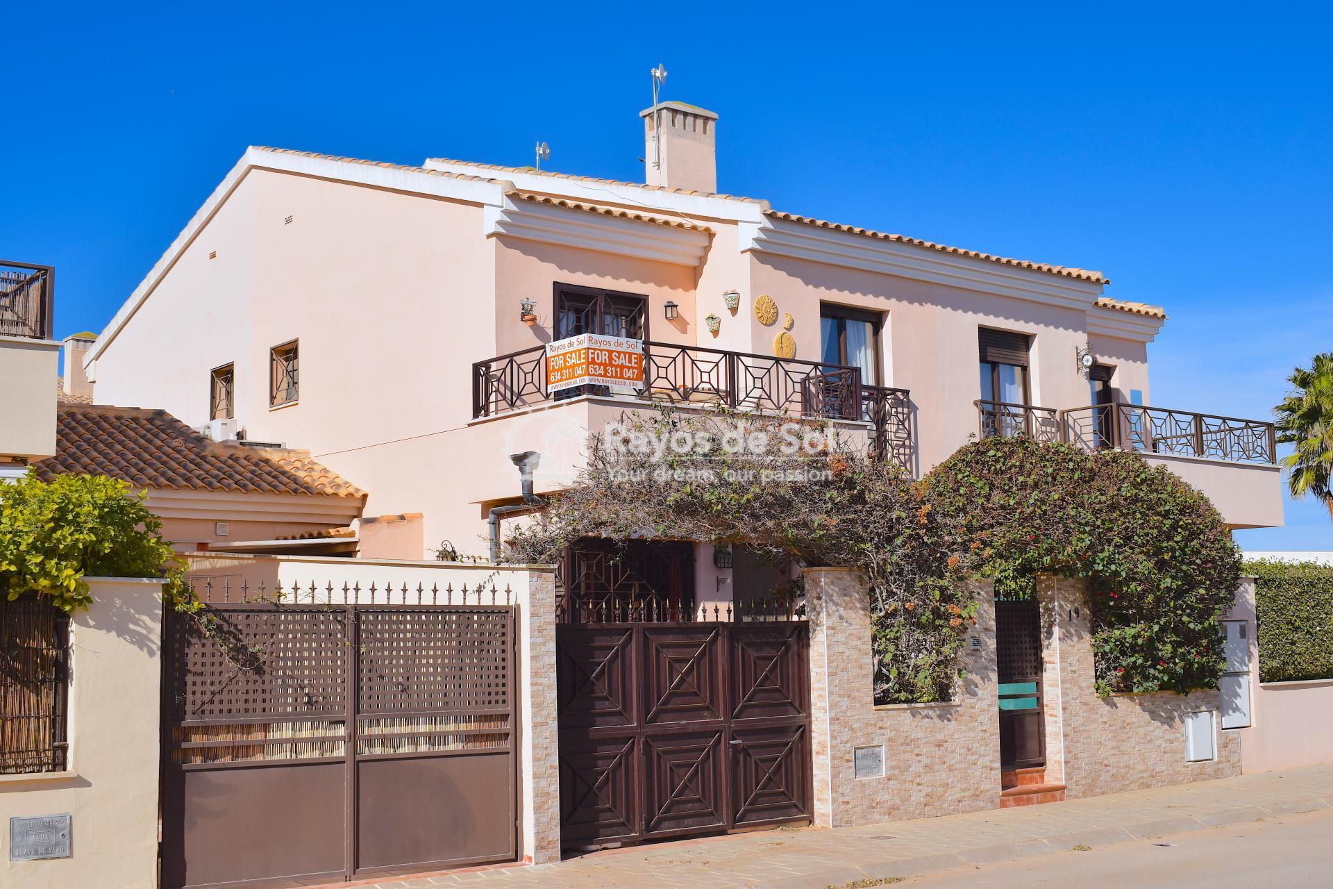 Quadvilla  in San Cayetano, Costa Cálida (SCRE0038) - 1