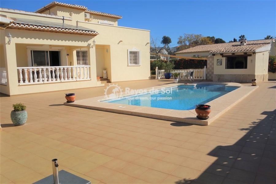 Villa  in Calpe, Costa Blanca North (3050) - 1
