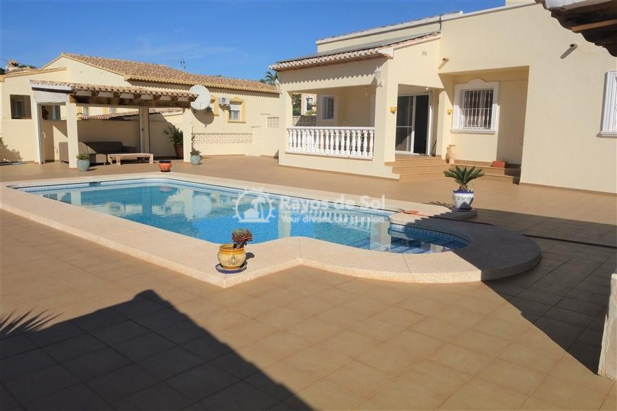 Villa  in Calpe, Costa Blanca North (3050) - 2