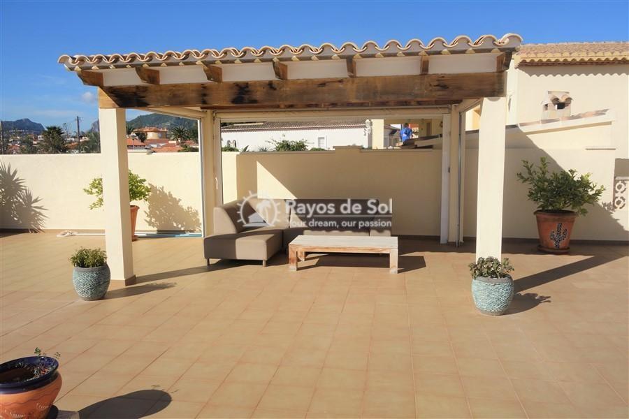 Villa  in Calpe, Costa Blanca North (3050) - 12