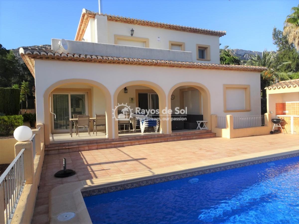 Villa  in Calpe, Costa Blanca North (3049) - 1