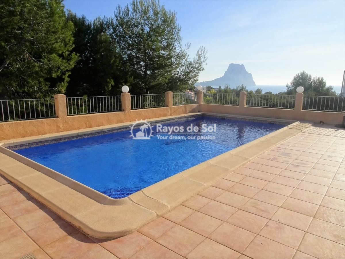 Villa  in Calpe, Costa Blanca North (3049) - 2