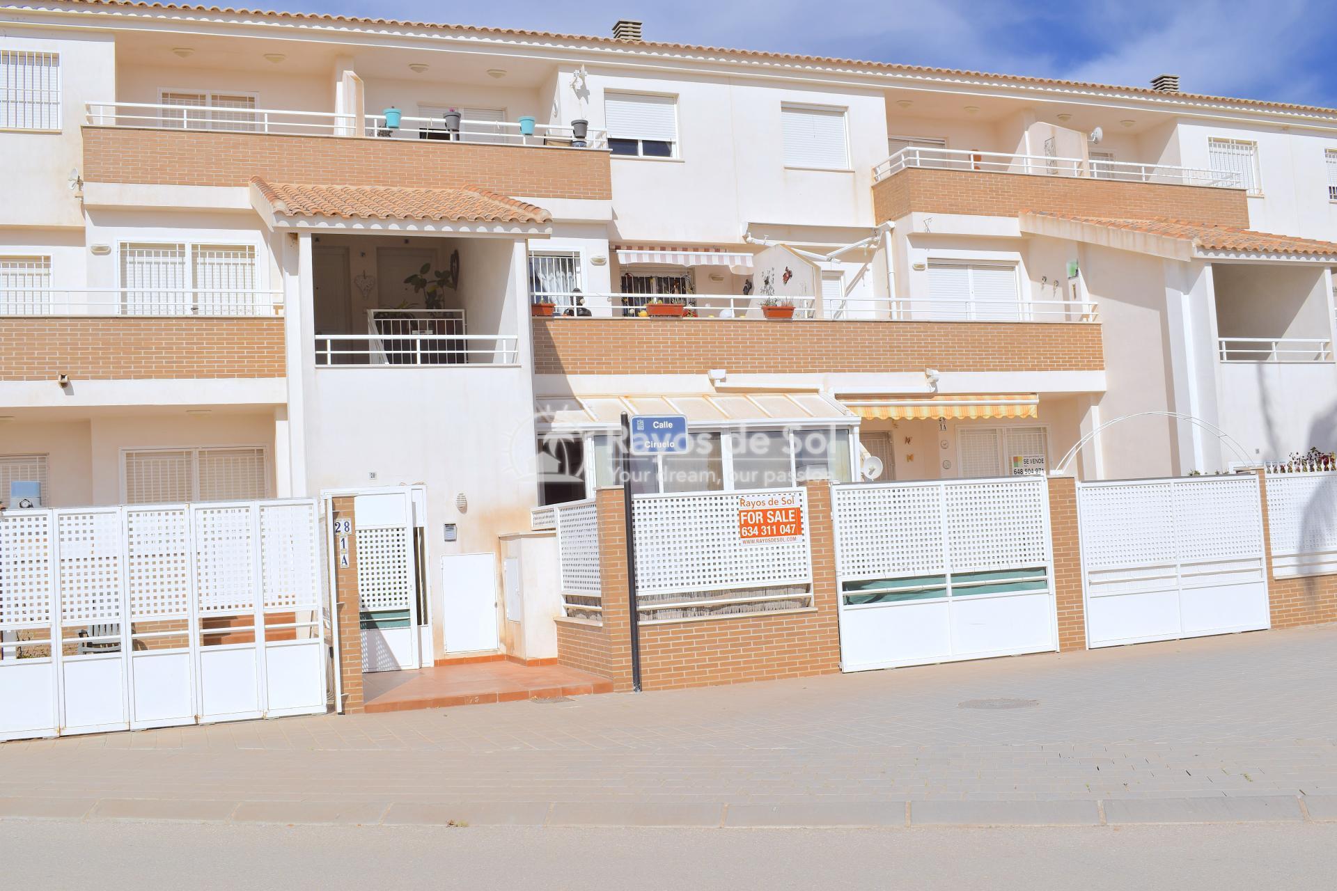 Ground floor apartment  in San Cayetano, Costa Cálida (SCRE0040) - 2