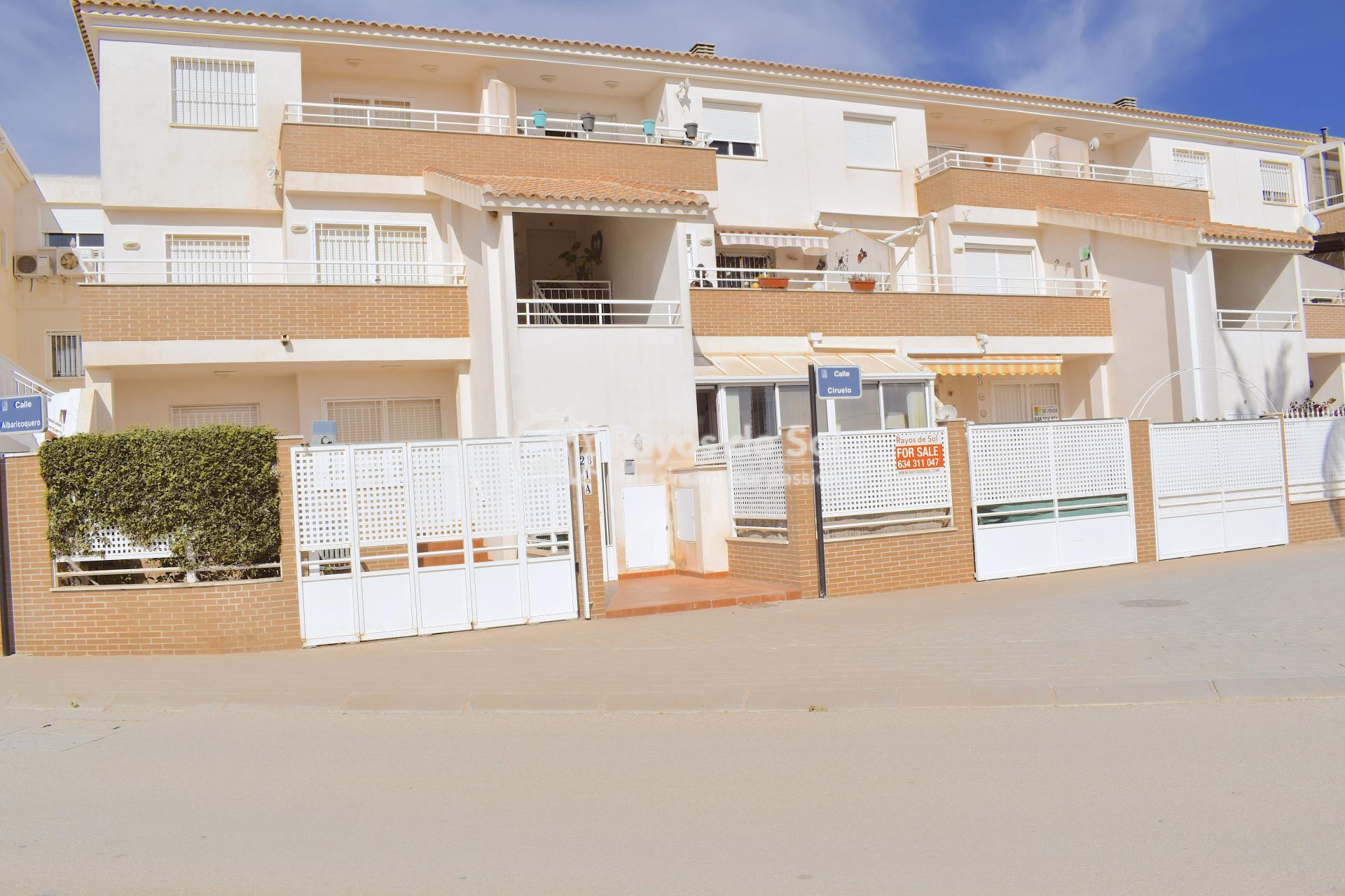 Ground floor apartment  in San Cayetano, Costa Cálida (SCRE0040) - 1