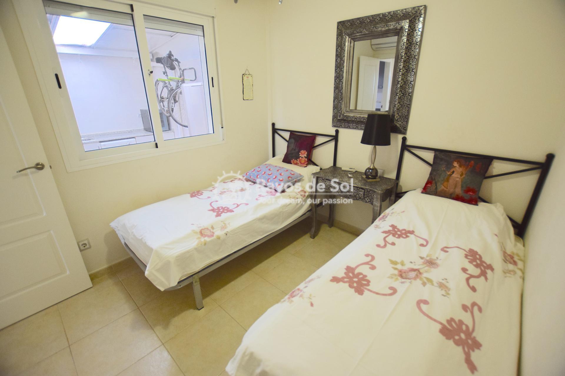 Ground floor apartment  in San Cayetano, Costa Cálida (SCRE0040) - 17