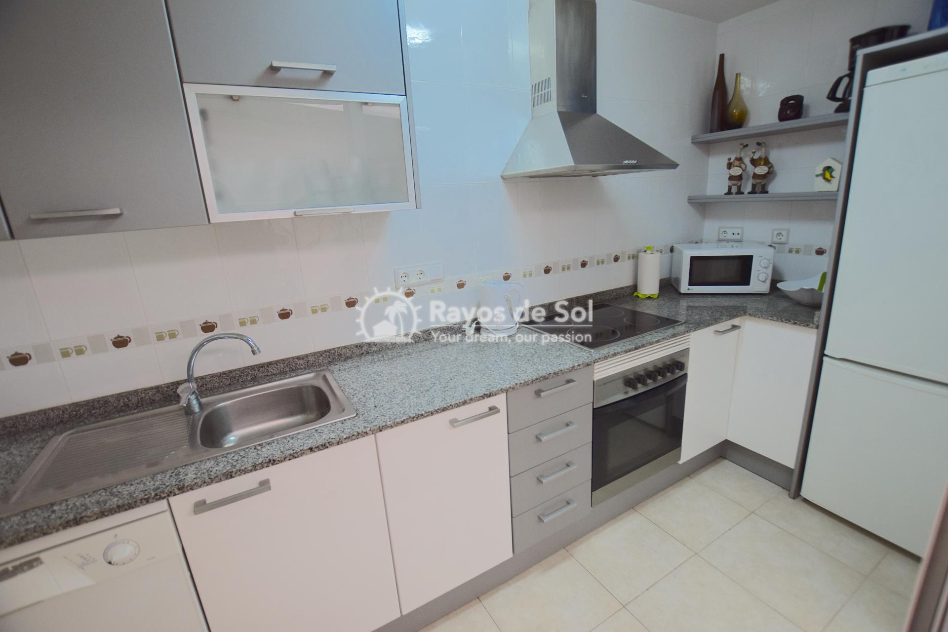 Ground floor apartment  in San Cayetano, Costa Cálida (SCRE0040) - 11