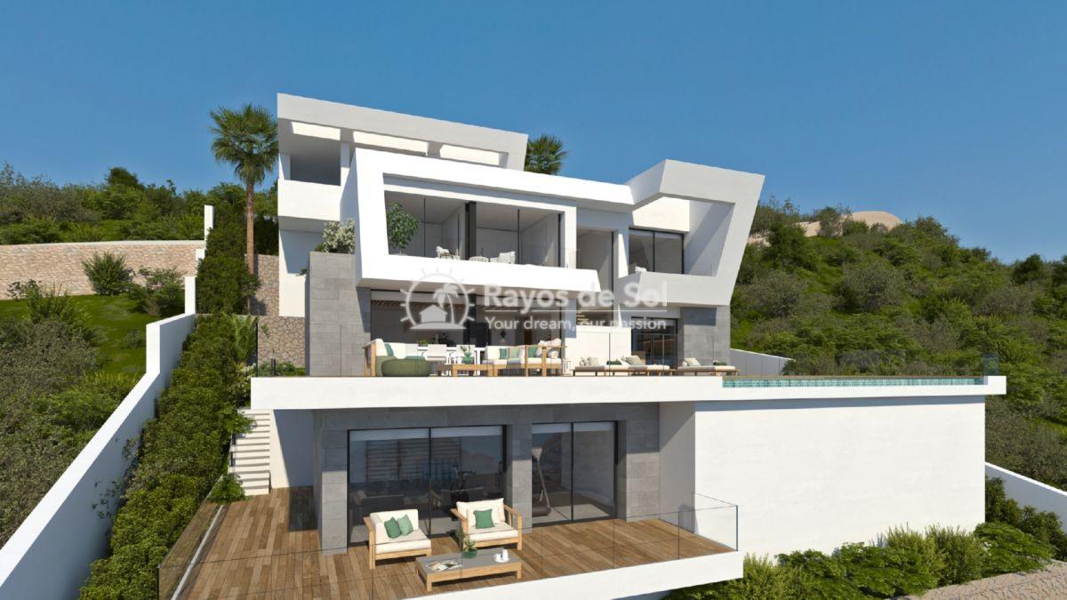 Villa  in Benitachell, Costa Blanca (ov-aj054) - 3