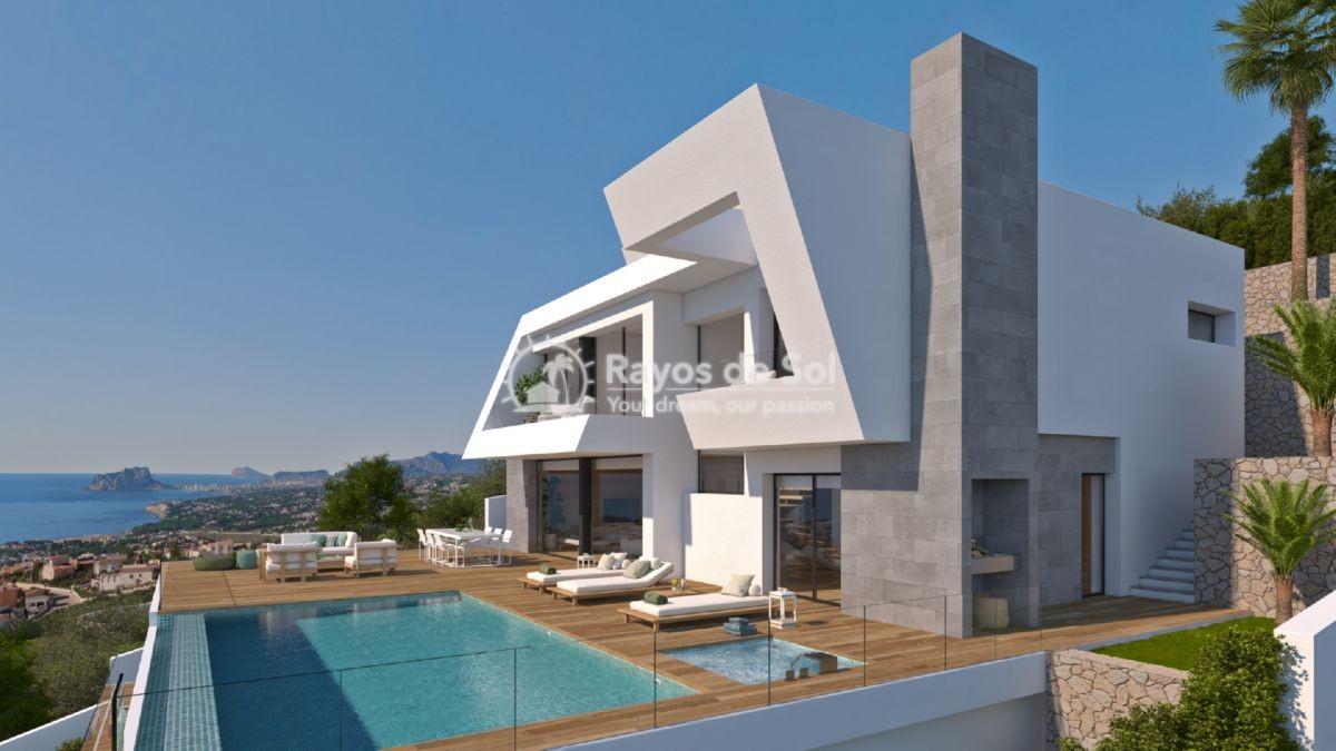 Villa  in Benitachell, Costa Blanca (ov-aj054) - 1