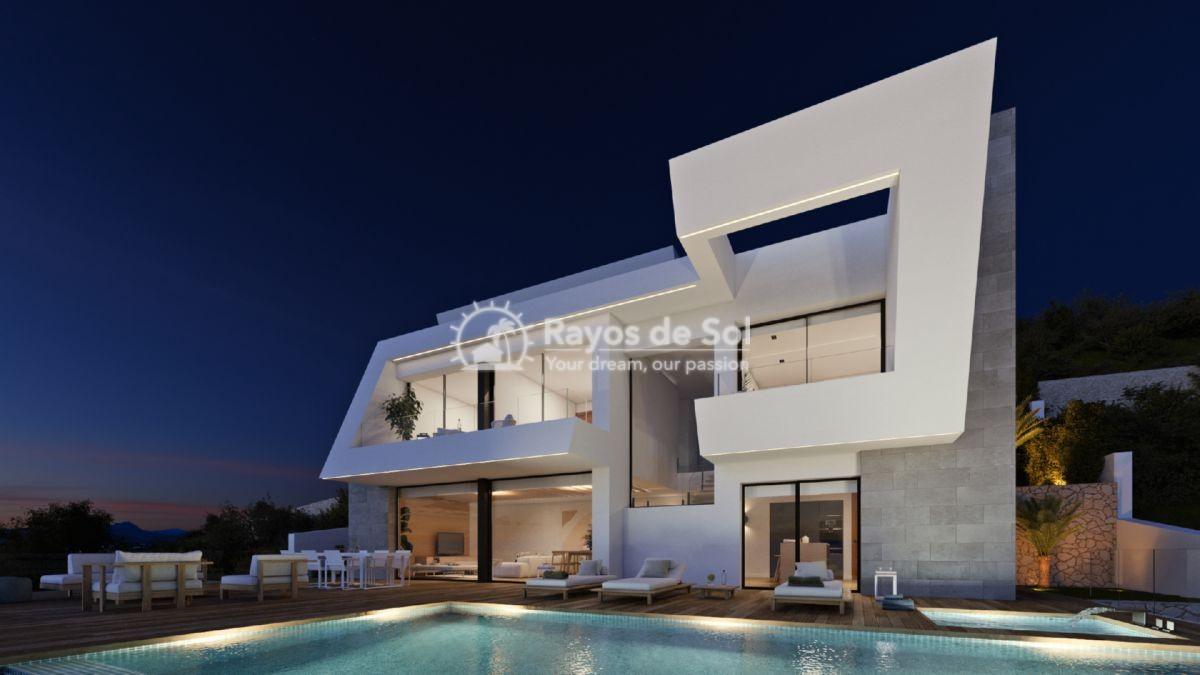 Villa  in Benitachell, Costa Blanca (ov-aj054) - 6