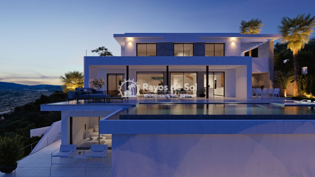 Villa  in Benitachell, Costa Blanca (ov-aj253) - 6