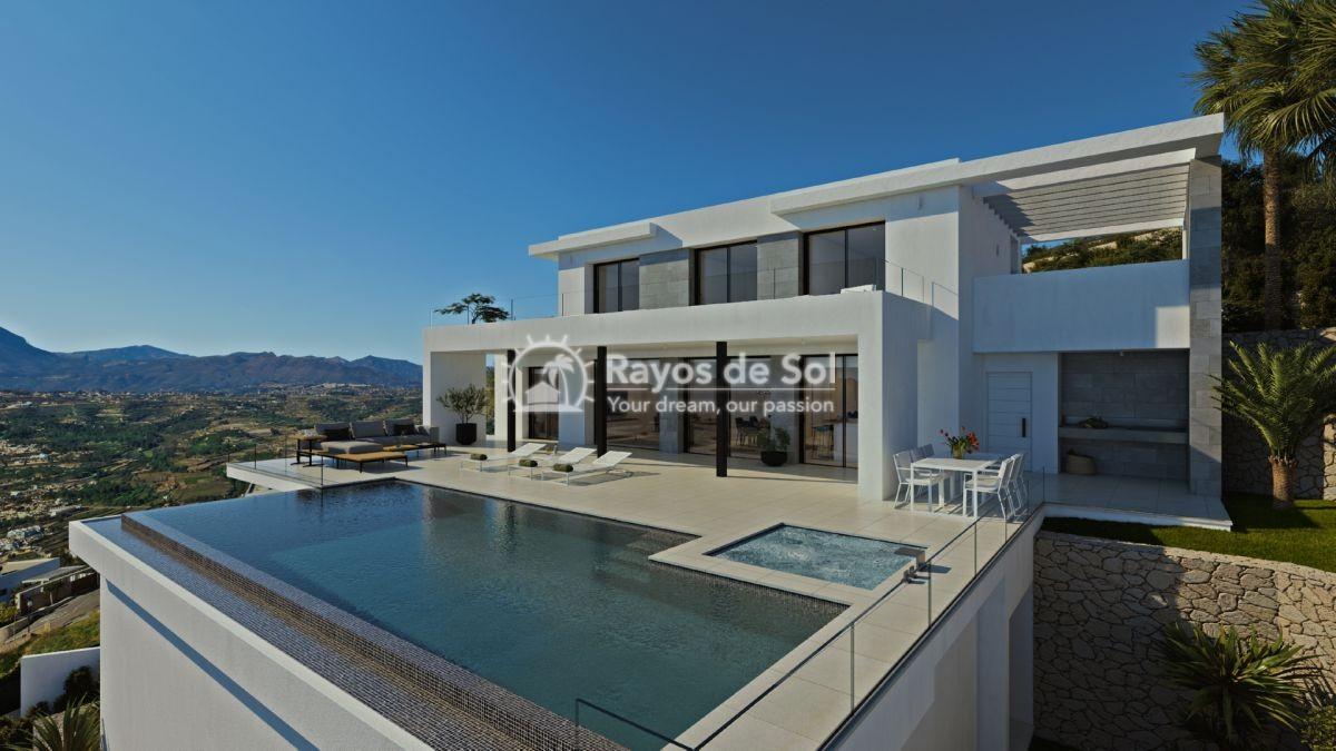 Villa  in Benitachell, Costa Blanca (ov-aj253) - 1