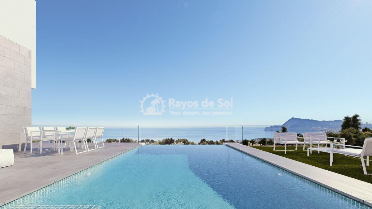 Villa  in Altea, Costa Blanca (ov-hb205) - 2