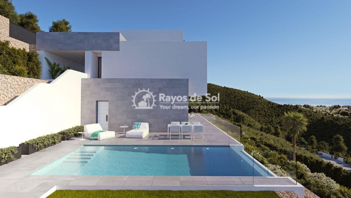 Villa  in Altea, Costa Blanca (ov-hb205) - 3