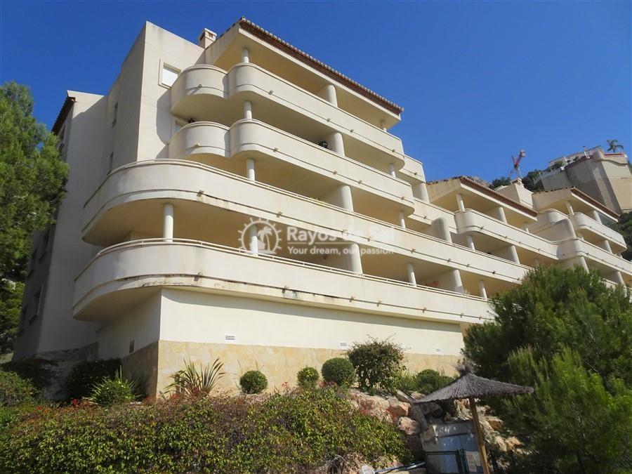 Apartment  in Altea Hills, Altea, Costa Blanca (3057) - 1