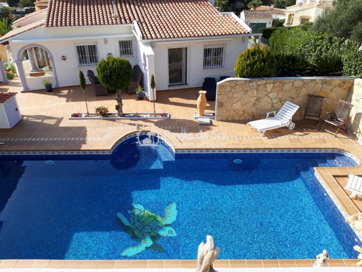 Villa  in Calpe, Costa Blanca North (3056) - 1