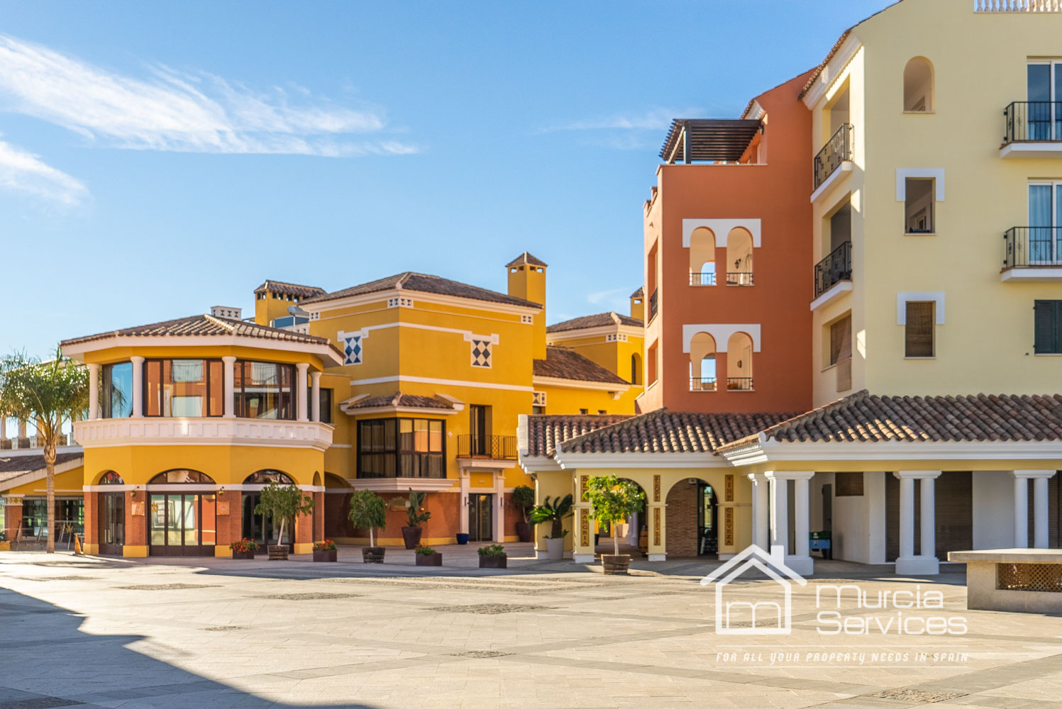 Apartment  in La Torre Golf Resort, Costa Cálida (ms-jl531lt) - 18