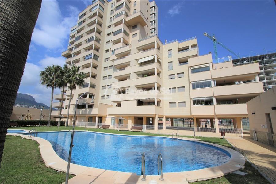 Apartment  in Calpe, Costa Blanca North (3065) - 1