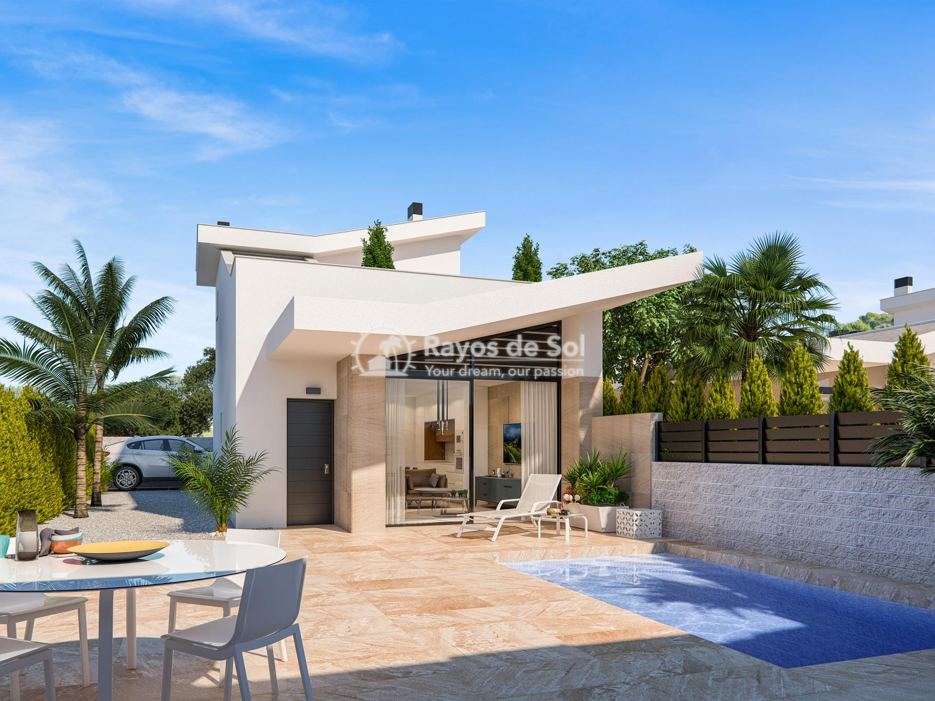 Semi-detached villa  in Benijofar, Costa Blanca (Peara 3-2) - 1