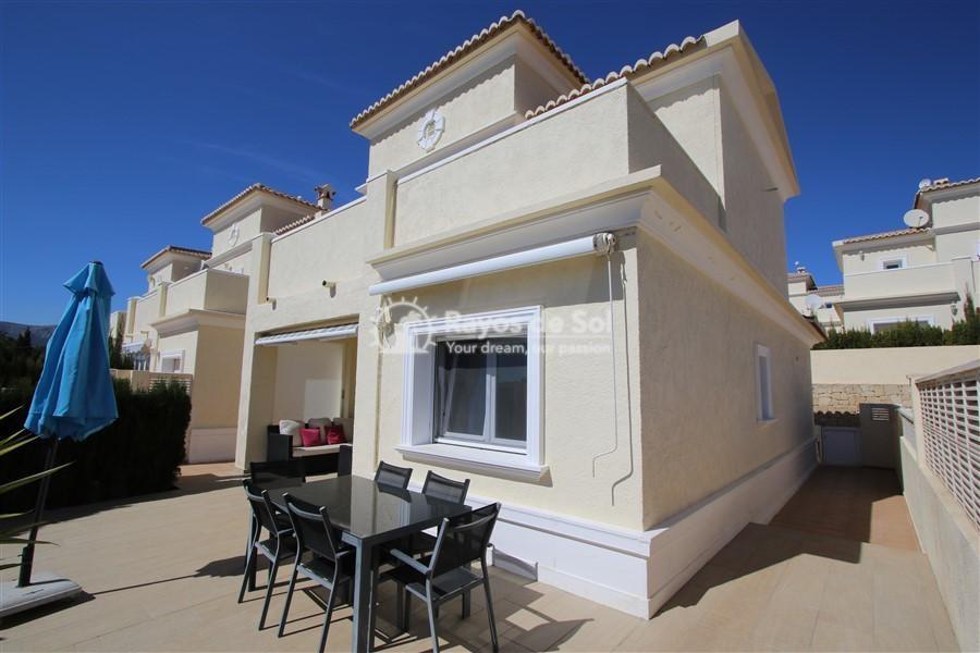 Apartment  in Calpe, Costa Blanca North (3033) - 1