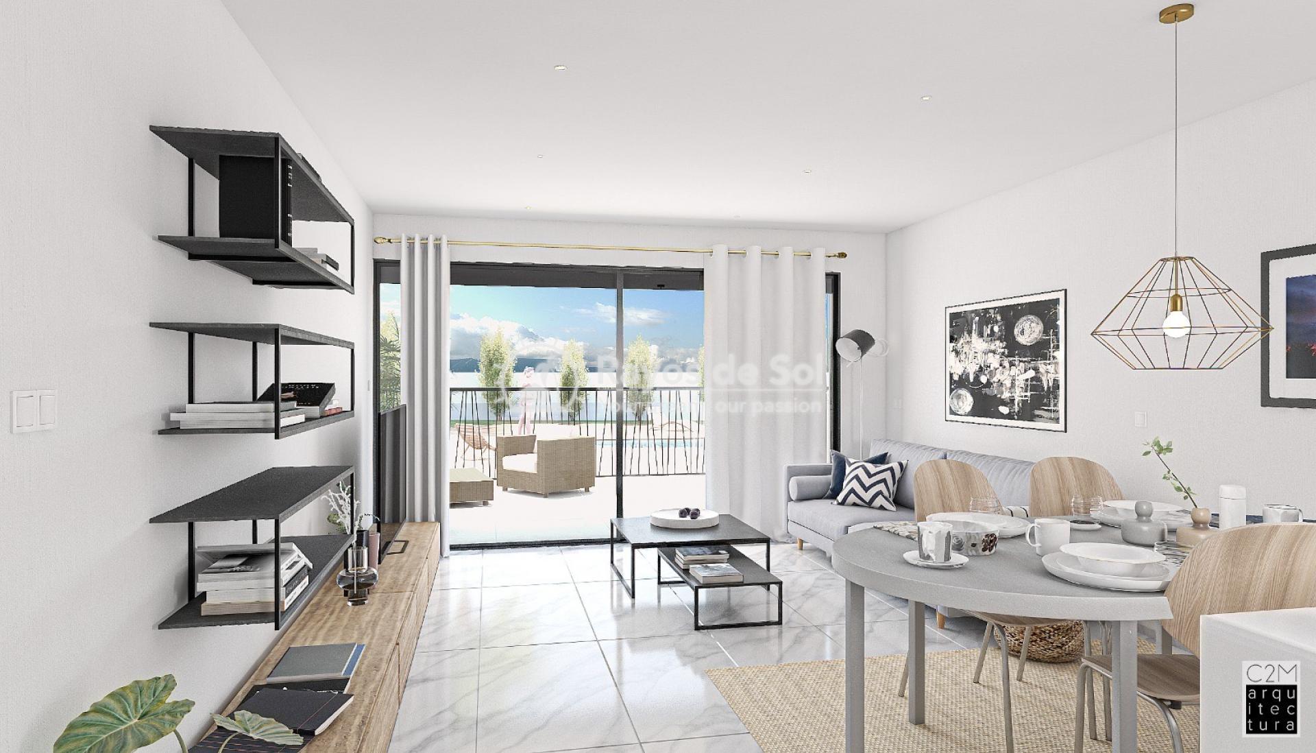 Apartment  in San Pedro del Pinatar, Costa Cálida (Mirador SP2 PB) - 3