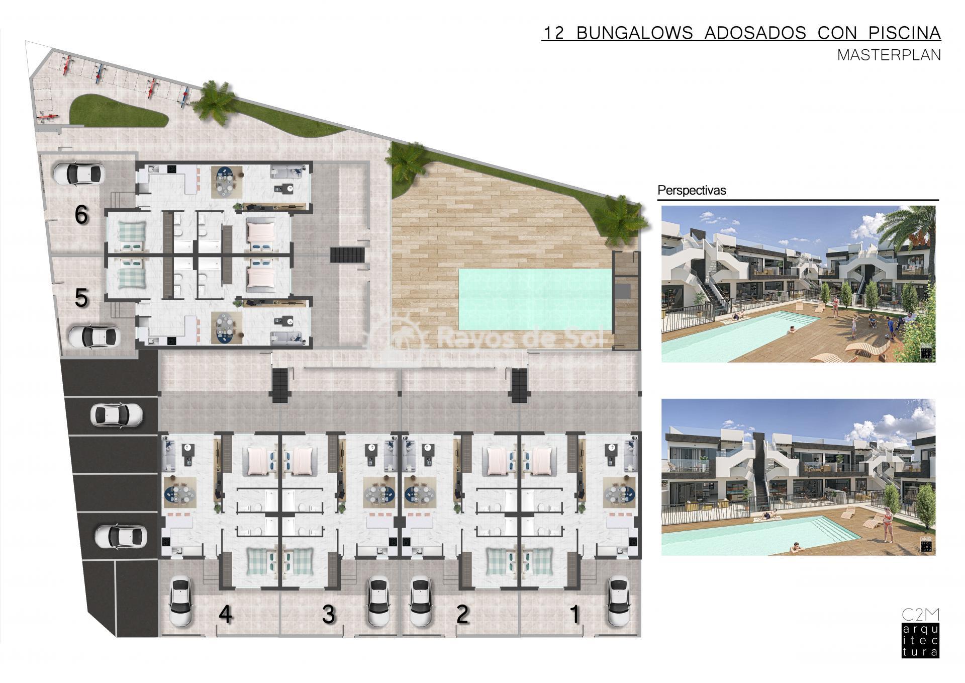 Apartment  in San Pedro del Pinatar, Costa Cálida (Mirador SP2 PB) - 7