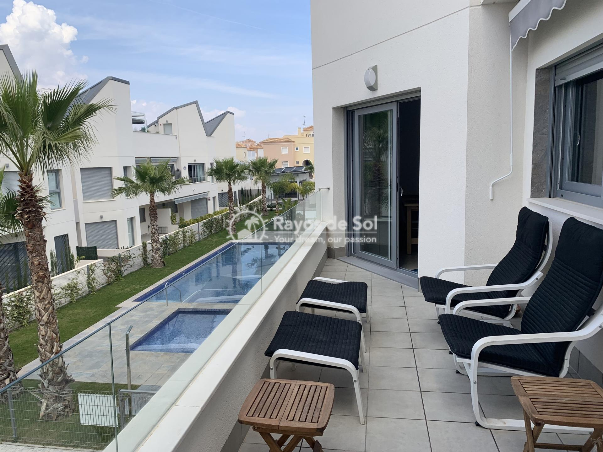 Apartment  in Torrevieja, Costa Blanca (cld-2085) - 1