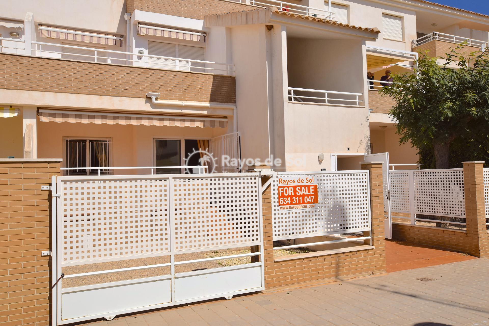 South orientated apartment  in San Cayetano, Costa Cálida (SCRE0041) - 1
