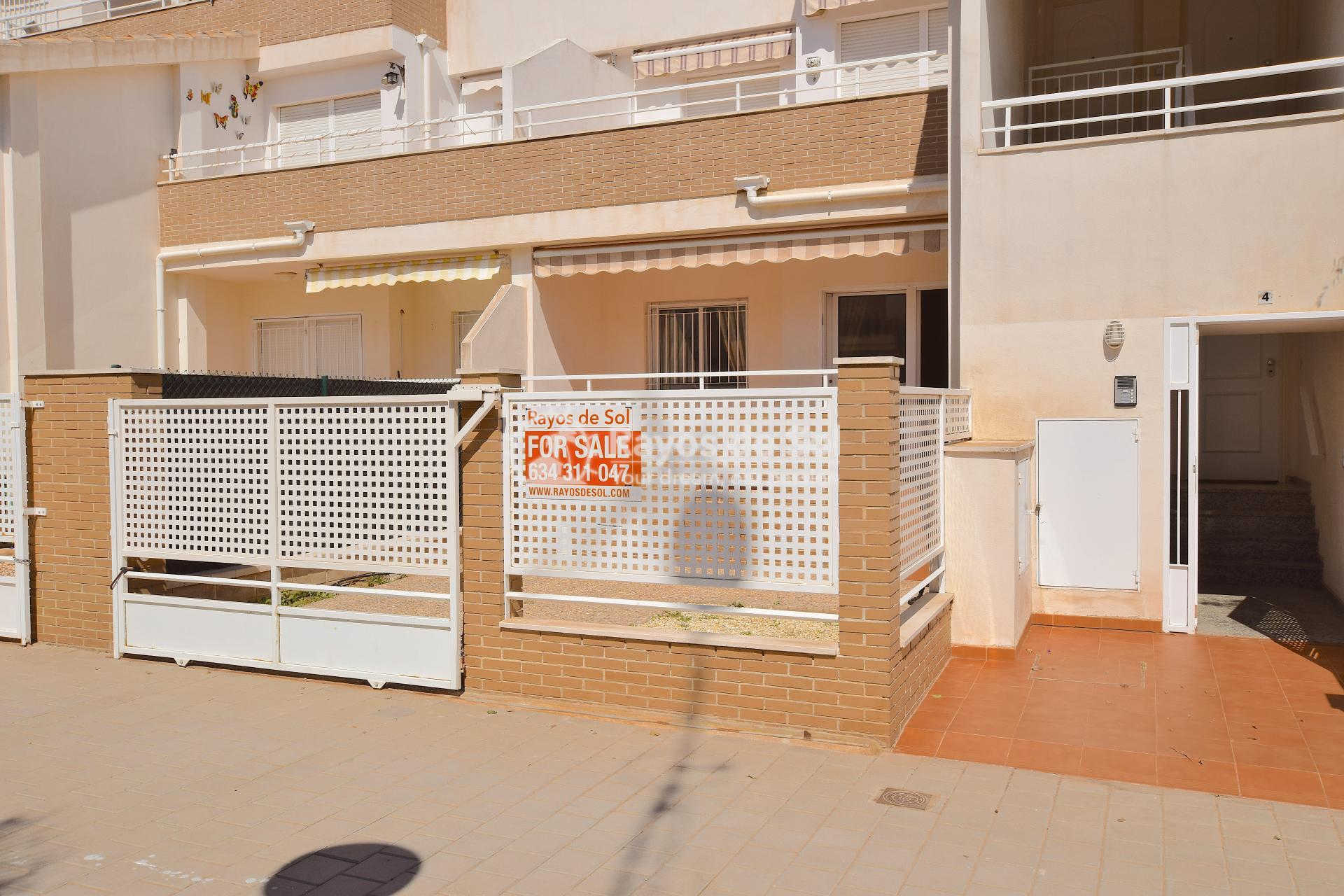 South orientated apartment  in San Cayetano, Costa Cálida (SCRE0041) - 23
