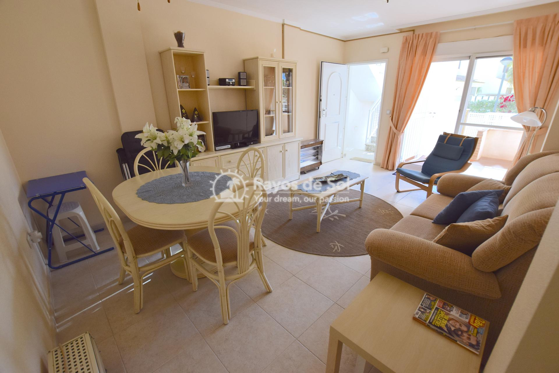 South orientated apartment  in San Cayetano, Costa Cálida (SCRE0041) - 5