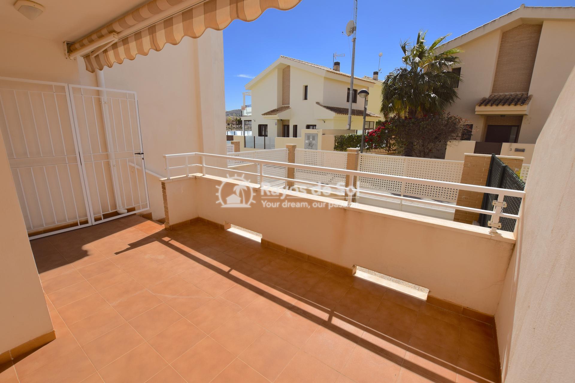 South orientated apartment  in San Cayetano, Costa Cálida (SCRE0041) - 8