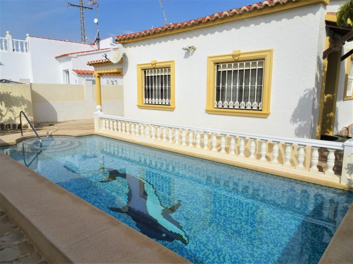 Villa  in Calpe, Costa Blanca North (3076) - 1