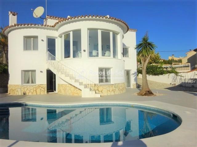 Villa  in Calpe, Costa Blanca North (2635) - 1
