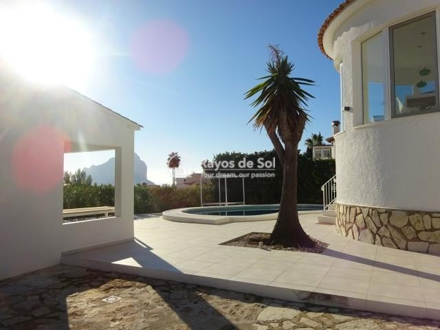 Villa  in Calpe, Costa Blanca North (2635) - 12