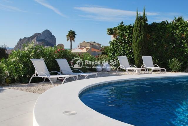 Villa  in Calpe, Costa Blanca North (2635) - 20