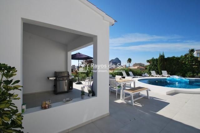 Villa  in Calpe, Costa Blanca North (2635) - 25